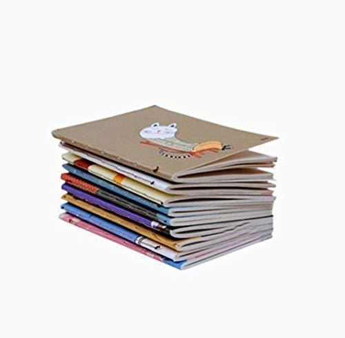 Xiton Pas Cher! Petit Cahier Pratique Bloc-Notes Papier carnet de Dessin anim