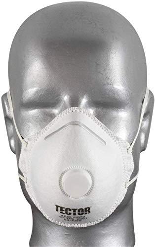 Atemschutzmaske TECTOR 4233 FFP2 mit Ventil EN149 NEU 1 Stück