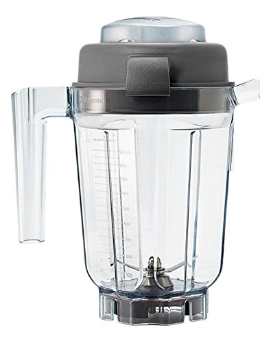 Vitamix 32 oz Wet Container with mini tamper