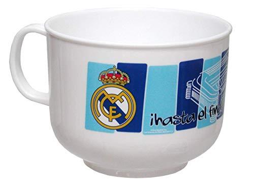 Real Madrid Bol à déjeuner en Plastique 60cl du (2/60)