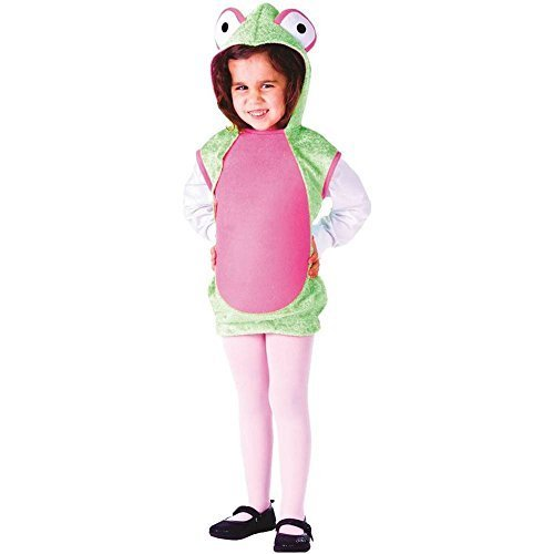 Mrs. Frog Costume - Size Toddler 2 by Dress Up America