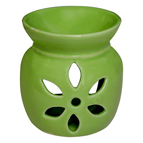 State-of-the-Art-Ceramic-Diffuser-Green-Essential-Oil-Burner-Gift-Wrapped-Home-Dcor-Tea-Light-Holders