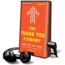 The Thank You Economy (Playaway Adult Nonfiction)