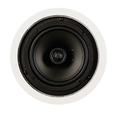 Power Dynamics CSPT8 (2-way Coaxial Ceiling Speakers 6.5