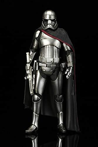 Kotobukiya KotSW108 - Star Wars Episode VII - Das Erwachen der Macht - Captain Phasma Maßstab 1:10 Statue, Aktionsspielzeug, 20 cm (Captain Planet Kostüm Aus)