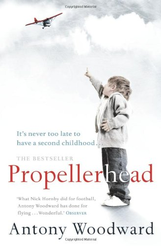 Propellerhead por Antony Woodward