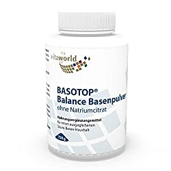 Vita World Basotop Balance Basenpulver natriumfrei 750g Apotheken Herstellung