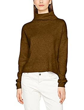 New Look Stand Neck Crop, Jersey para Mujer