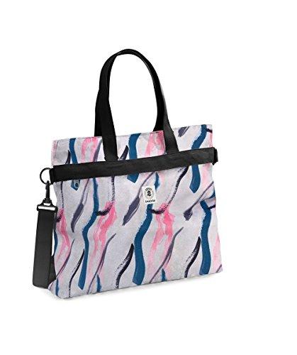 Invicta College Shopper Sac à l'épaule Sac porté main pour Femme Fille Mode