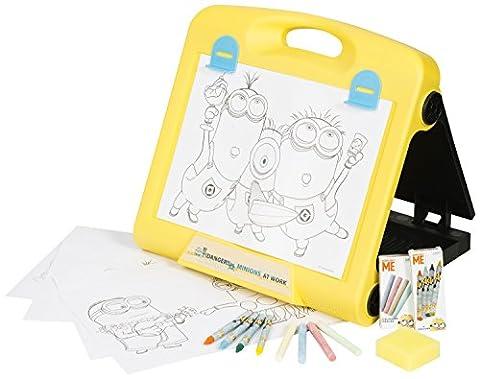 SAMBRO Minions Reise Kunst Staffelei Craft Kit