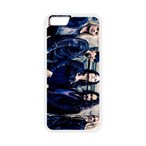 anette olzon imaginariumwide iPhone 6 Plus 5.5 Inch Cell Phone Case White yyfD-109988