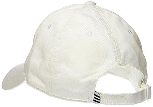 adidas Trefoil Kappe, Weiß White/Black