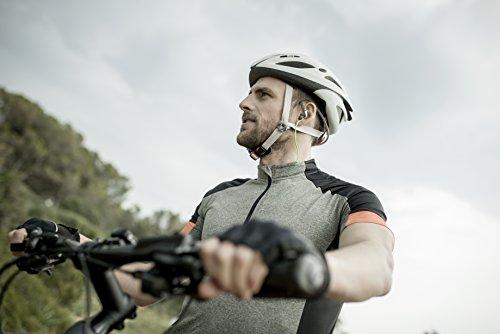 Sennheiser PMX 686i Sports In-Ear-Sportkopfhörer (mit Nackenbügel, geeignet für Apple iOS) grün/schwarz - 2