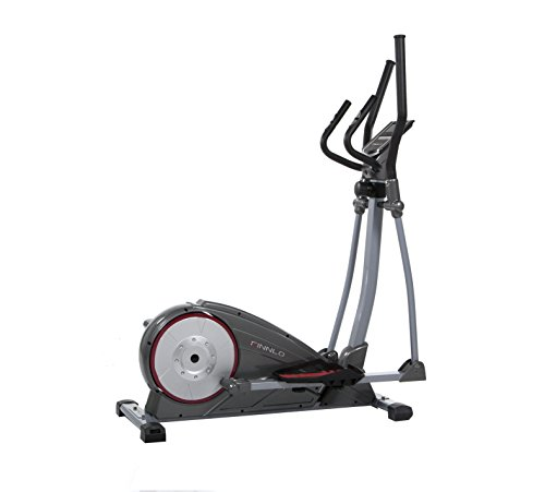 Finnlo Finum III Cross Trainer - Anthracite/Silver
