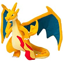 """Pokemon Center Japón Mega Charizard Y Peluche de 9"""""""