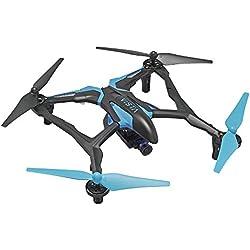 Dromida Vista FPV - drones con cámara (Negro, Azul, De plástico, Polímero de litio, 720p, USB, AAA)