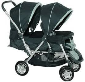 Safety 1st Duodeal Tandem Stroller In Black Amazon Co Uk