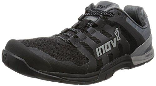 Chaussures F Nouveau Chaussures Sport V2 8 Hommes Black INOV Noir de Sport Lite de Pour 235 Gris gHYyqx