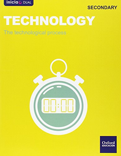 Inicia Dual Technology. The Technological Process - 1º ESO - 9788467393903 por Varios Autores