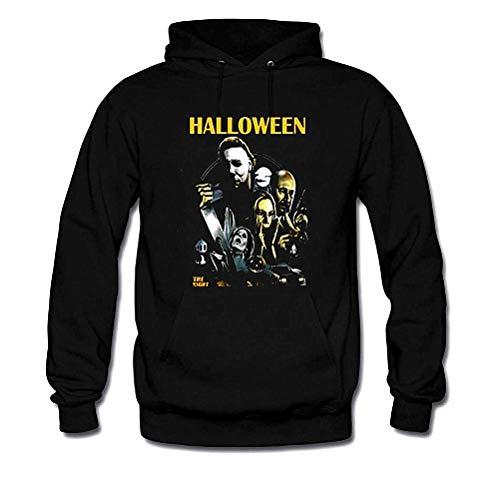 Lu JinQuan Michael-Myers Halloween Movie Men Hoody
