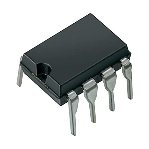 5 pcs of TL072 LOW NOISE J-FET DUAL OP-AMP IC / Integrated Circuit by Manie Power (WESTECH)