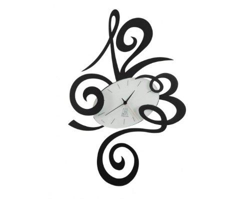 Robin orologio nero