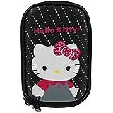 Hello Kitty HS-5209-PNK Etui rigide pour appareil photo numérique Rose