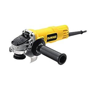 DEWALT DWE4056-QS – Mini Amoladora 115mm, 800W, 11.800 rpm