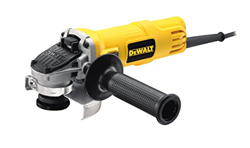 DEWALT DWE4056-QS - Mini Amoladora 115mm, 800W, 11.800 rpm