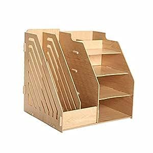 hensych diy amovible planche en bois bo te de rangement de bureau diy tag re rangement. Black Bedroom Furniture Sets. Home Design Ideas