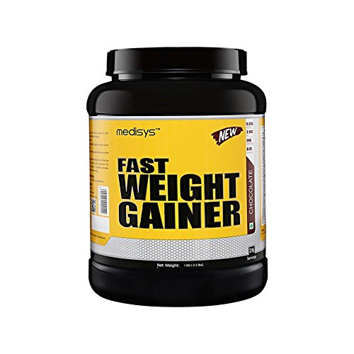 Medisys Fast Weight Gainer - Chocolate - 1Kg