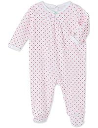Petit Bateau Dors Bien_22189, Pyjama Bébé Fille