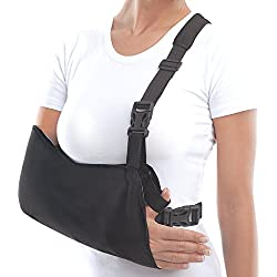 Brazo Sling Inmovilizador de hombro con cremallera Small Negro