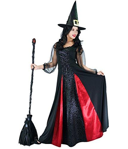 Sea Hare Costume strega di Halloween per adulti donne (L)