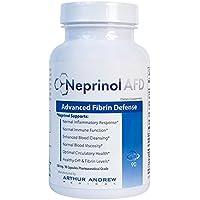 Neprinol AFD - Suplemento Para la Curvatura de Pene - Reduce El Síndrome De Peyronie - Ingredientes Naturales.