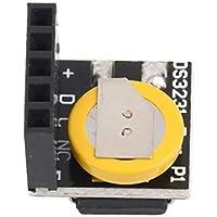 Tiempo real DS3231 Módulo de reloj de 3,3 V Arduino / 5V módulo de reloj en tiempo real con batería para Arduino de frambuesa