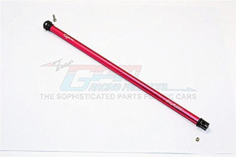 Traxxas Slash 4x4 Low-CG Version Upgrade Parts Aluminium Main Shaft With Hard Steel Ends - 1Pc Set