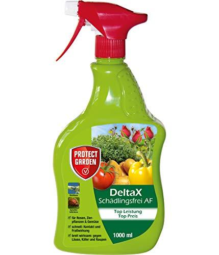 PROTECT GARDEN DeltaX Schädlingsfrei AF (ehem. Bayer Garten Decis) anwedungsfertige Insektenabwehr für drinnen und draußen, 1 L
