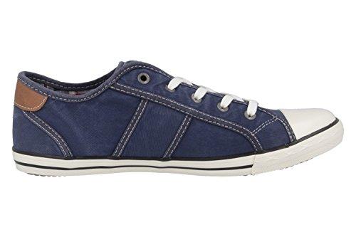Mustang - 1099-302, Sneakers da donna Blu(Blau (Jeansblau 841))