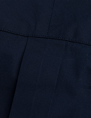 Replay Herren Freizeithemd Blau (Deep Blue 87)