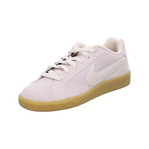 Nike Wmns Court Royale Suede, Scarpe da Ginnastica Donna Rosa (Silt Red/Silt Red/Gum Lt Brown/Sail)