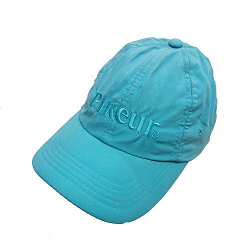 Pikeur Exklusive Damen Kappe Cap Logo vorne (One Size, Hellblau)