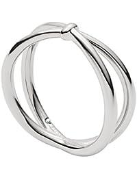 Fossil Women's Silver Piercing Ring JF02867040-8