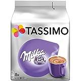 Tassimo Milka, 5er Pack Kakaospezialität T Discs (5 x 8 Getränke)