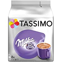 Chocolate Milka Tassimo 240g