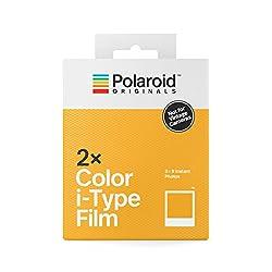 Polaroid Originals  Film i-Type Farbe Doppelpack - Weißer Rahmen