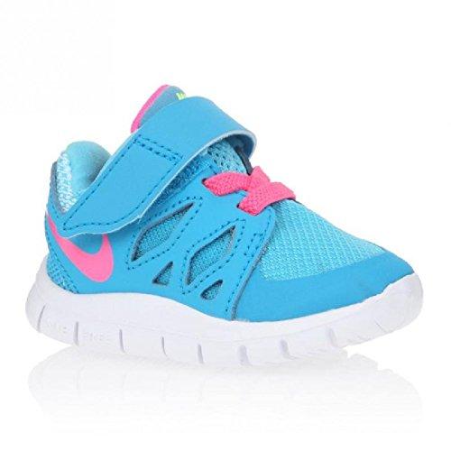 Nike Free 5.0 (TDV), Chaussures Bébé Marche Mixte Bébé
