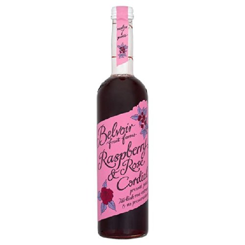 Belvoir Cordial Raspberry & Rose 500ml