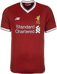 New Balance Liverpool Camiseta, Hombre, Rojo, S