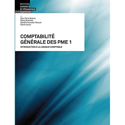 Comptabilite Generale des Pme - Volume 1